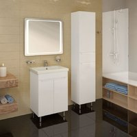 Комплект мебели для ванной комнаты АКВА РОДОС ОМЕГА 50