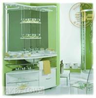 Комплект мебели Акватон Корнер 100