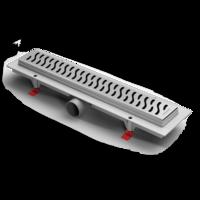 Водоотводящий желоб ALPEN Harmony CH-750H