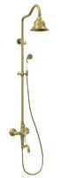 Душевая панель Bennberg 16R0717 BRONZE WHITE CRYSTAL