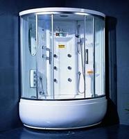 Душевая кабина с ванной Appollo TS-1235W