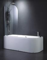 Шторка в ванну Bandhours ЕКО 80
