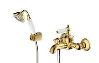 Смеситель в ванную BRAVAT ART F675109U-B (Бронза)