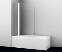 Шторка в ванну WasserKRAFT Leine 35P02-110