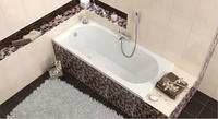 AquaStone НАОМИ 170 ванна из литого мрамора