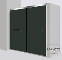Душевая дверь PUCSHO 3100 Grey