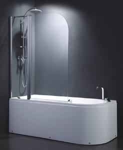 Шторка в ванну Bandhours EKO 100