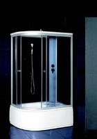 Душевая кабина асимметричная Fiinn F 410 L/R (левая/правая)