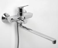 Смеситель в ванную WasserKRAFT Lippe 4502L с длинным поворотным изливом