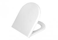 Сиденье для унитаза S50/Form 300 дюропласт,метал.петли 48-003-001