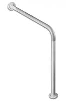 Поручень напольный, 90° (нержавеющая сталь, противоскользящее покрытие) 320-1030