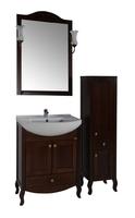 Комплект мебели для ванной комнаты ASB Woodline Флоренция-65 бук  (Массив ясеня)