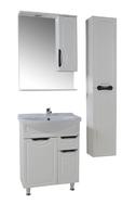 Комплект мебели для ванной комнаты АСБ-мебель Санремо 65