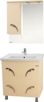 Комплект мебели для ванной комнаты Sanmaria Элит
