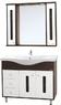Комплект мебели для ванной комнаты Sanmaria Париж