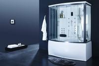 Душевая кабина с ванной Bandhours Pronto