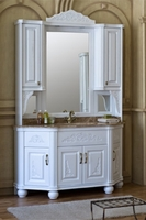 Комплект мебели Аллигатор Classic 140А (цвет-белый)
