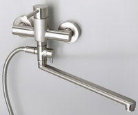 Смеситель в ванную WasserKRAFT Wern 4202L