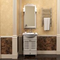 Комплект мебели для ванной комнаты OPADIRIS ТИБЕТ 55 СЛОНОВАЯ КОСТЬ