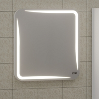 Зеркало в ванную комнату СаНта Юпитер 70 с LED-подсветкой