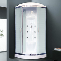 Душевая кабина 100 см. Royal Bath RB 100HK7-WС-CH