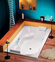 Ванна акриловая ALPEN Duo 200