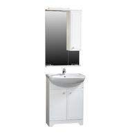 Комплект мебели для ванной комнаты М-Классик Ассоль 61 СН