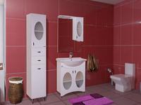 Комплект мебели для ванной комнаты Bellezza Агата