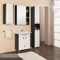 Комплект мебели для ванной комнаты Акватон КРИТ 60 Н