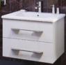 Комплект мебели для ванной комнаты OPADIRIS ОКТАВА 60 БЕЛЫЙ ГЛЯНЦЕВЫЙ