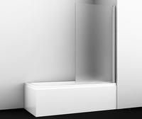Шторка в ванну WasserKRAFT Berkel 48P01-80R Matt glass