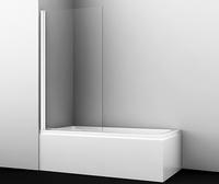 Шторка в ванну WasserKRAFT Berkel 48P01-80WHITE