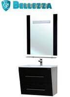 Комплект мебели для ванной комнаты Bellezza Берта подвесная