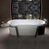 Ванна акриловая ORANS BT-NL602