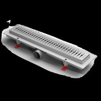 Водоотводящий желоб ALPEN Basic CH-750B1