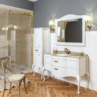 Комплект мебели TIMO Ellen Plus 120 M-V Белый