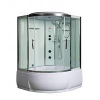 Душевая угловая кабина с ванной WeltWasser EMMER 13555