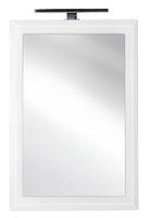 Комплект мебели Style line Лотос 80 подвесная Люкс белая PLUS