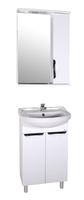 Комплект мебели для ванной комнаты АСБ мебель Мессина 50 см
