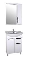 Комплект мебели для ванной комнаты АСБ мебель Мессина 60 см