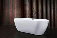 Ванна акриловая NT Bathroom NT06 ISOLA DI GARDA