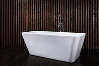 Ванна акриловая NT Bathroom NT08 LAGO DI BRAIES