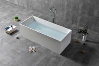 NT Bathroom NT205 TRIESTE ванна из литого мрамора