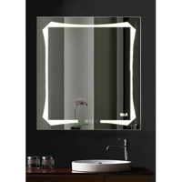 Зеркало в ванную комнату WeltWasser WW BZS OTTO 6080-2