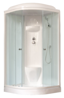 Душевая кабина 90х90 Royal Bath RB90HK6-WT