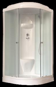 Душевая кабина 90х90 Royal Bath RB90HK6-WC