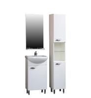 Комплект мебели для ванной комнаты М-Классик Соло 40 СН