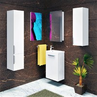 Комплект мебели для ванной комнаты Alvaro Banos Viento puerta 40